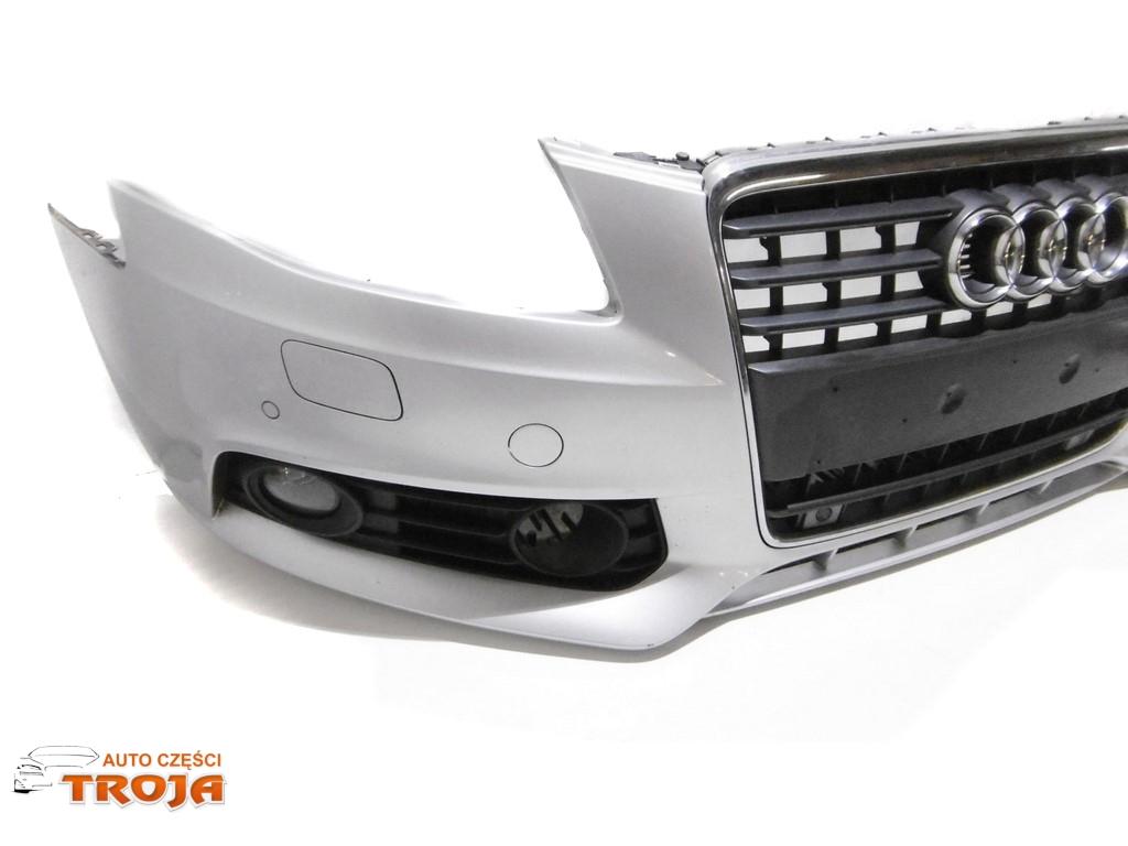 Audi A4 B8 Zderzak Przód Przedni Pdc Xenon Lx7w