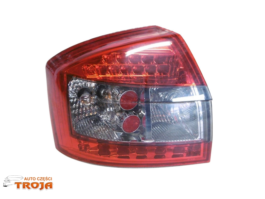 Audi A4 B6 Sedan Lampa Led Lewy Tył