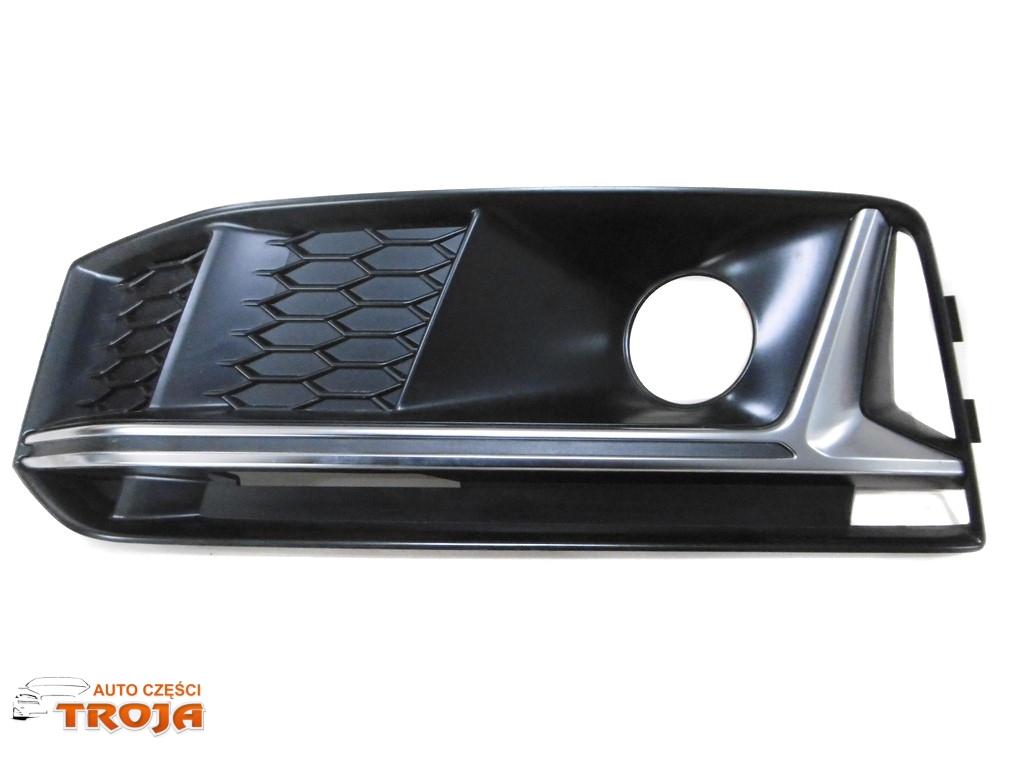Audi A4 B9 S Line Kratka Zderzaka Lewy Przód